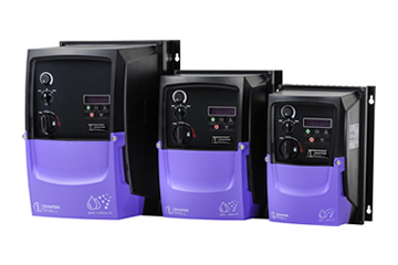 Invertek variable frequency drives