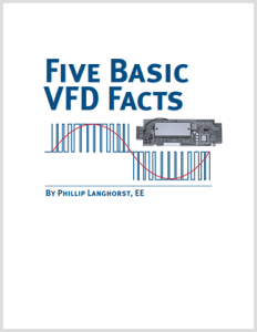 5 Basic Facts about Variable Frequency Drives White Paper