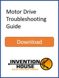 Motor Drive Troubleshooting Guide Icon